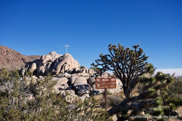 Mojave Cross 5