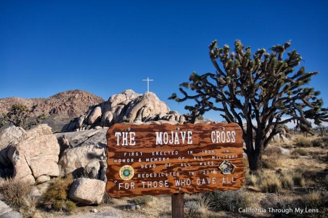 Mojave Cross 6