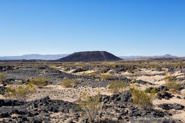 Amboy Crater 13