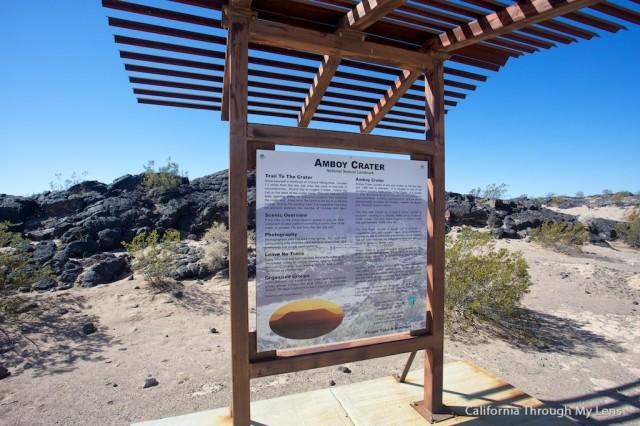 Amboy Crater 14