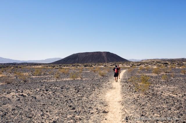 Amboy Crater 17