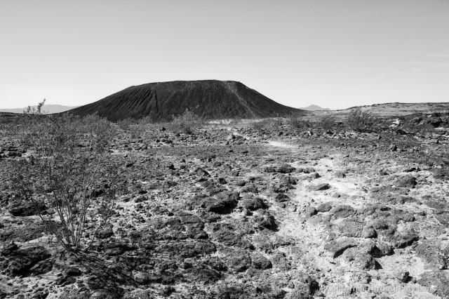 Amboy Crater 19