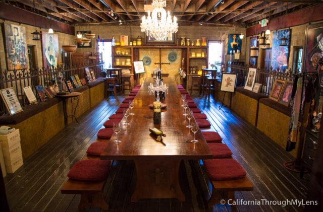 Cornells Wine Room-1
