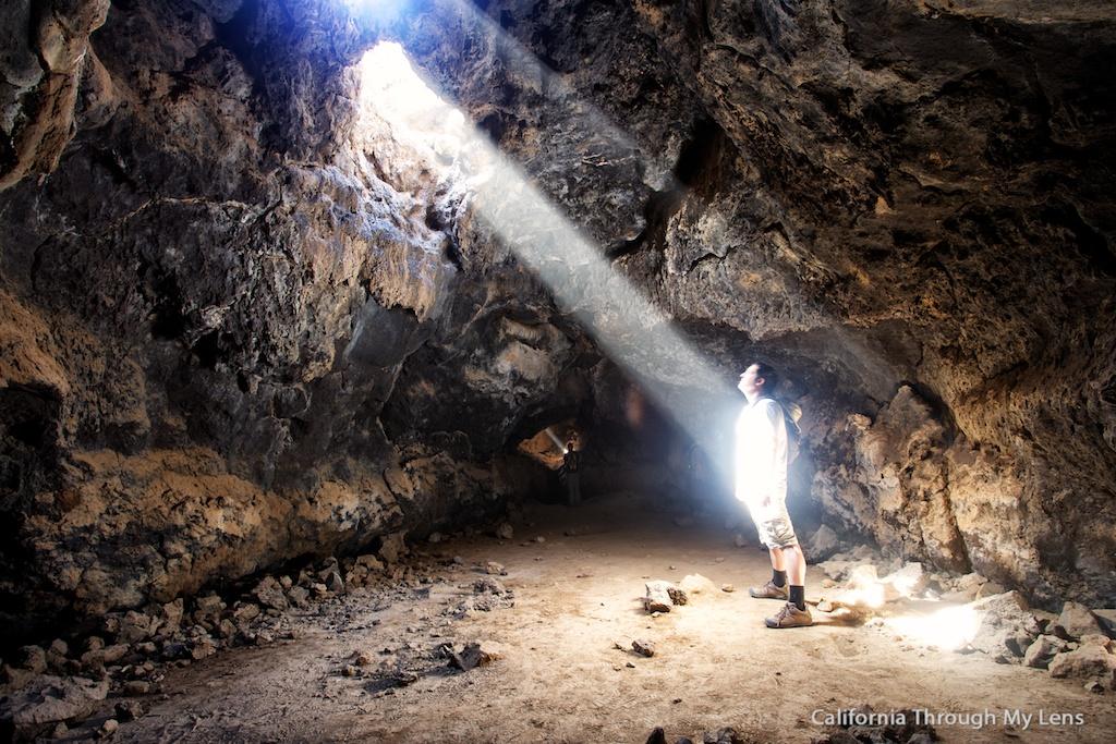 Lava Tube in Mojave National Preserve | California Through My Lens
