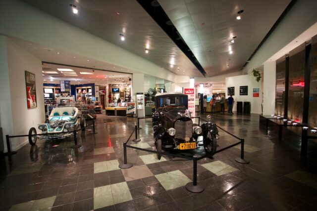 Peterson Auto Museum 1
