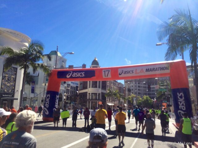 la marathon 13