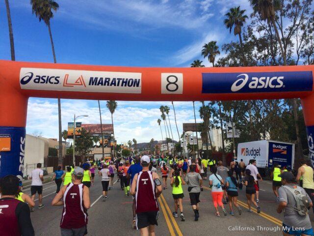 la marathon 27