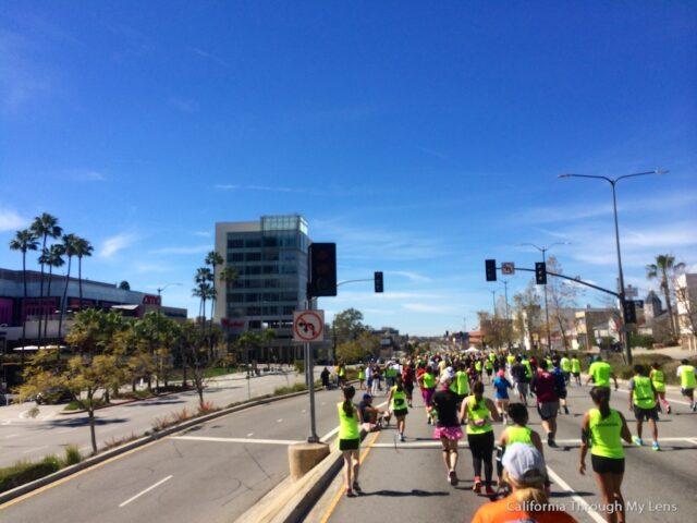 la marathon 7