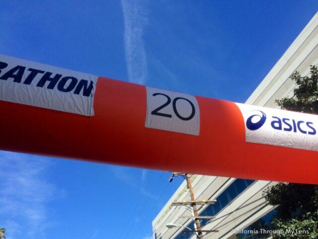 la marathon 8
