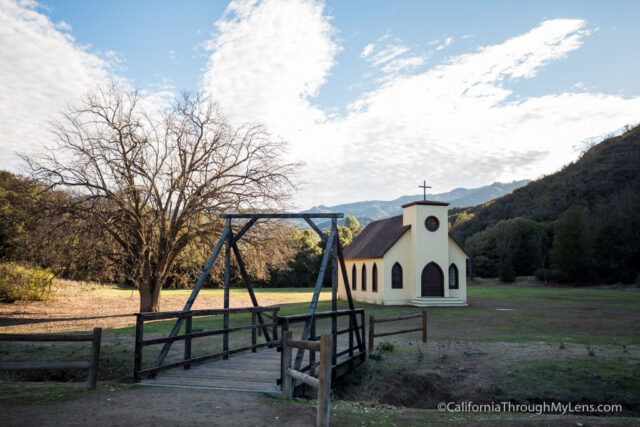 Paramount Ranch: Old Movie Town & Westworld Filming Location