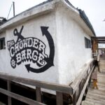 Chowder Barge: Fish and Clam Chowder in San Pedro