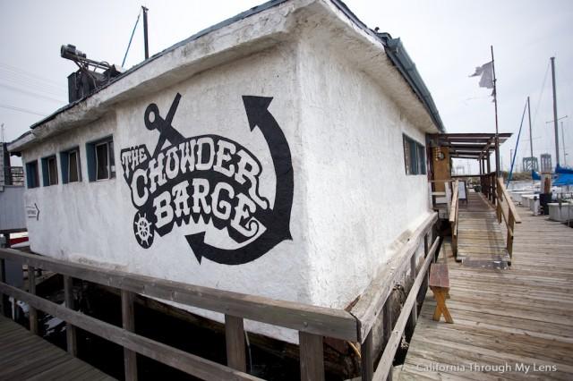 Chowder Barge 1