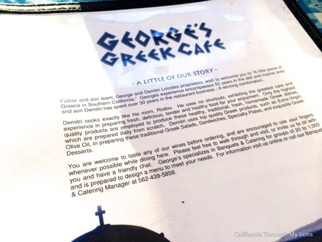 Georges Greek Cafe 10