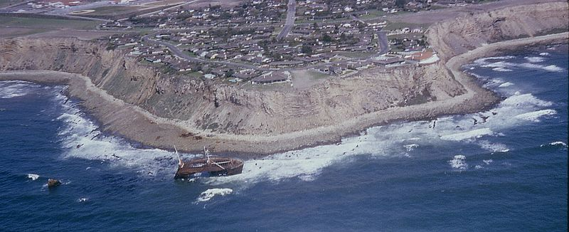 Shipwreck Hike: Wreck of the Greek Dominator in Rancho Palos