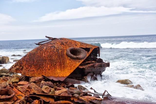 Shipwreck Hike 11