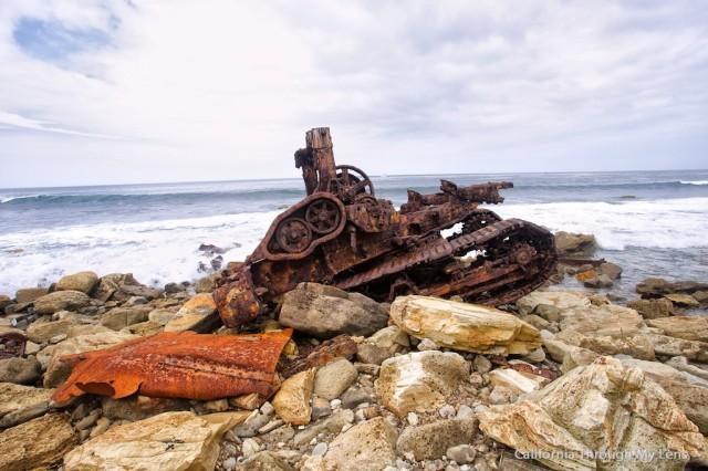 Shipwreck Hike 13