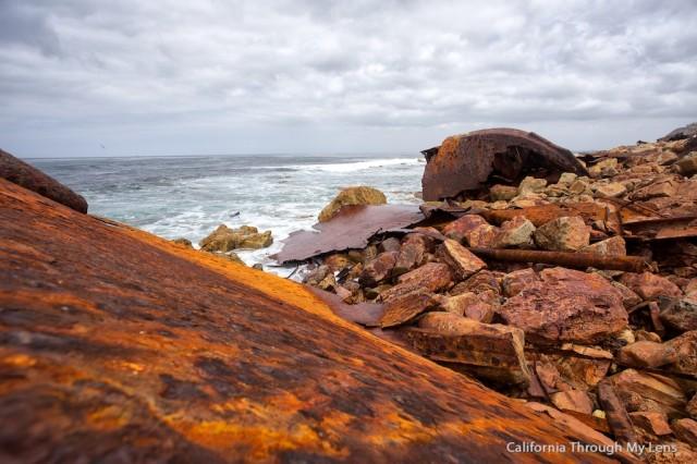 Shipwreck Hike 7