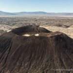 Amboy Crater: Hiking Through a Lava Field to a Volcano