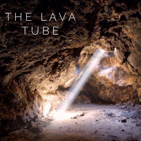 lava tube pin