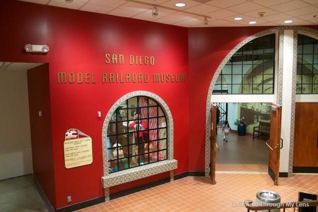 San Diego Railroad Museum 1