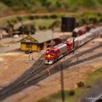 San Diego Model Railroad Museum in Balboa Park, San Diego