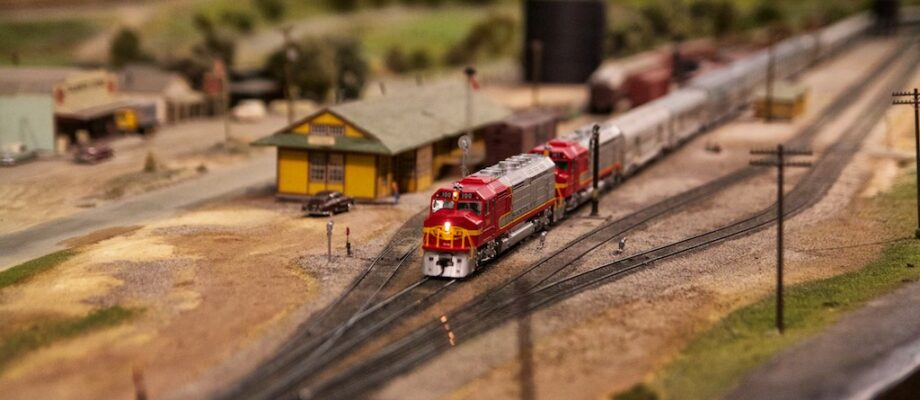 San Diego Model Railroad Museum in Balboa Park, San Diego