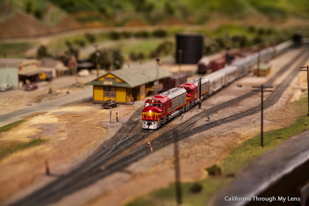 San Diego Model Railroad Museum In Balboa Park San Diego