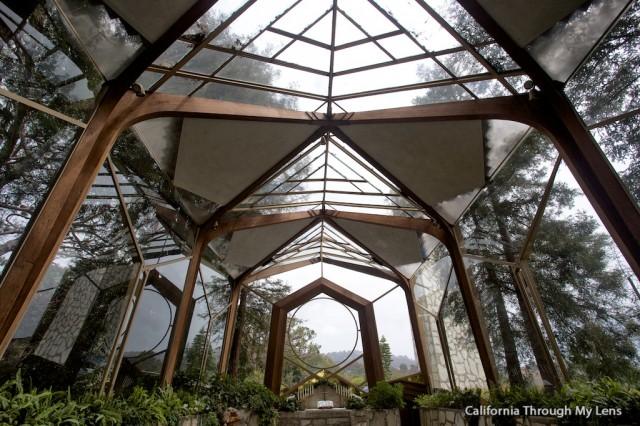 Wayfarers Chapel 14