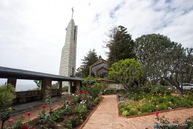 Wayfarers Chapel 15
