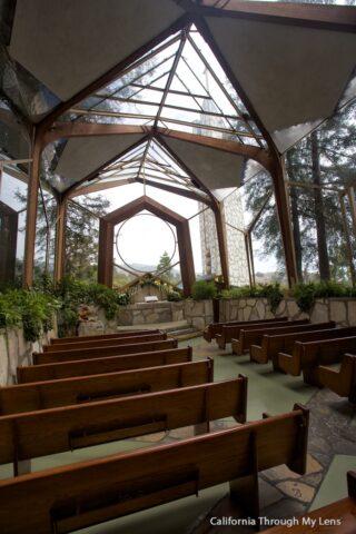 Wayfarers Chapel 8