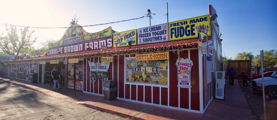 Charlie Brown Farms: The Roadside Shop that Sells Everything
