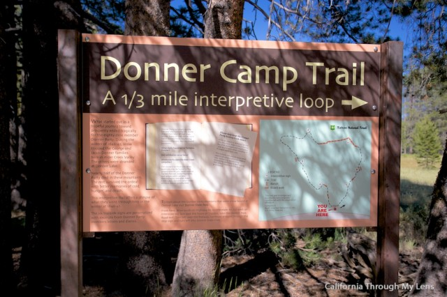 Donner Camp Trail 15