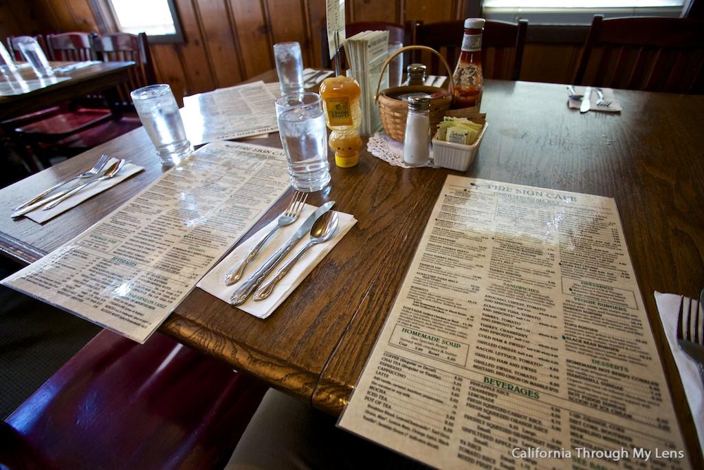 Firesign Restaurant Tahoe City