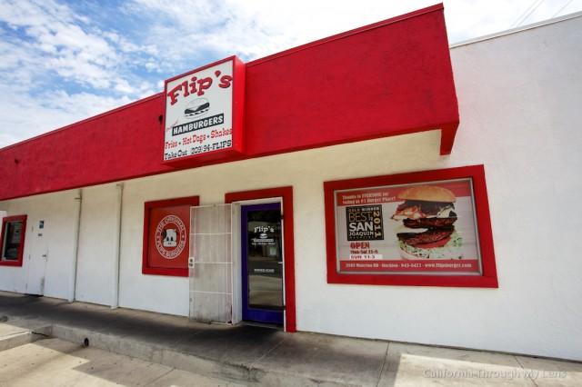 Flips Burgers 7