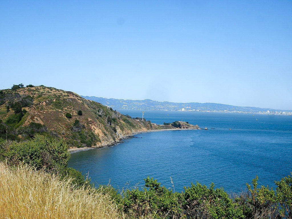 Angel Island State Park Hikes History Beaches Amp Camping