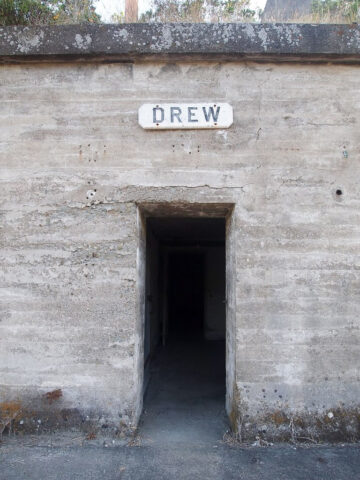 Hipcamp bunker