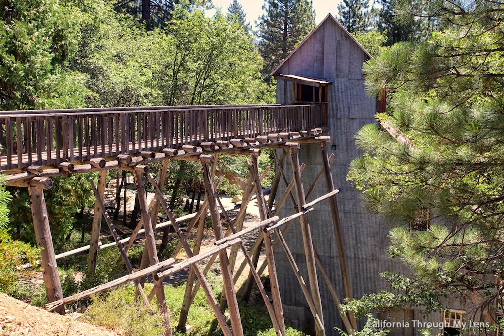 kentucky mine historic park  u0026 museum  tour a gold rush era
