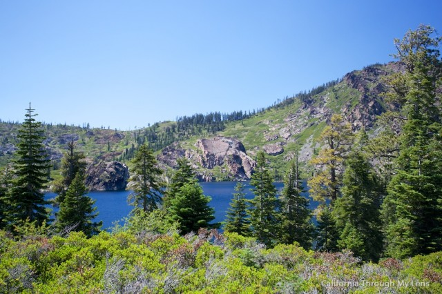 Lakes Basin Loop 24