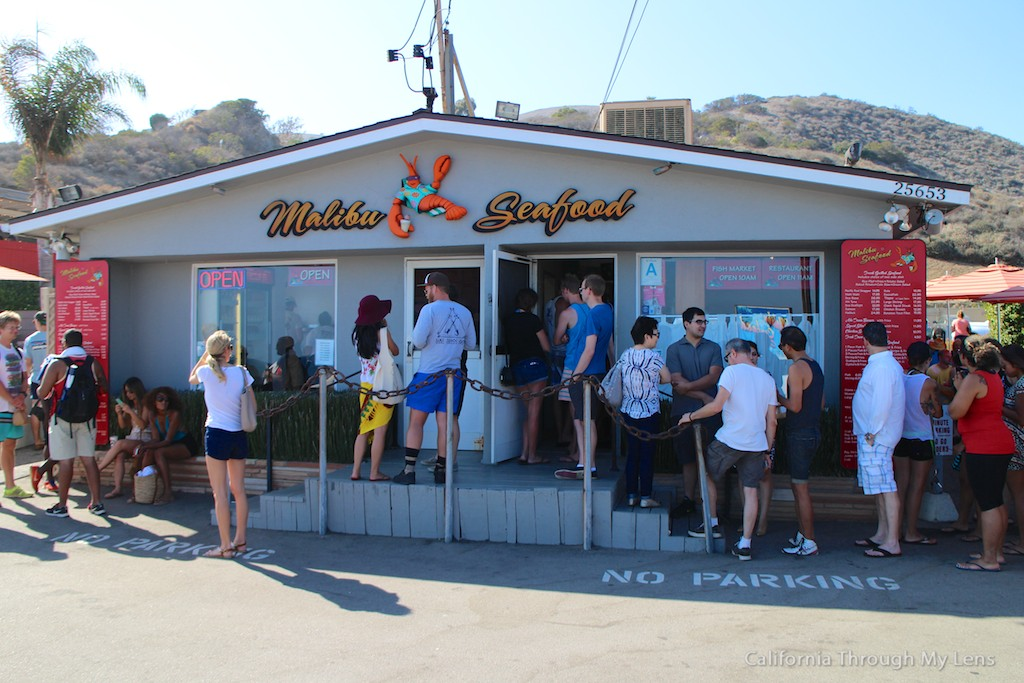 Malibu seafood fish market and patio cafe california for Malibu seafood fresh fish market patio cafe
