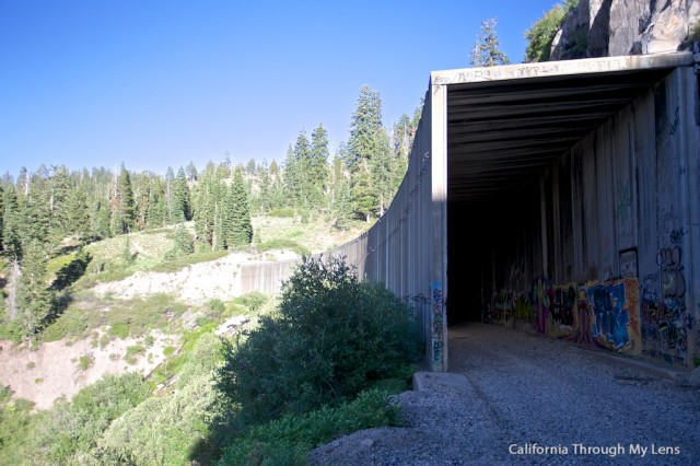 Summit Tunnel at Donner Pass 10