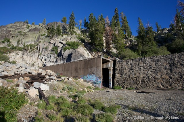 Summit Tunnel at Donner Pass 15
