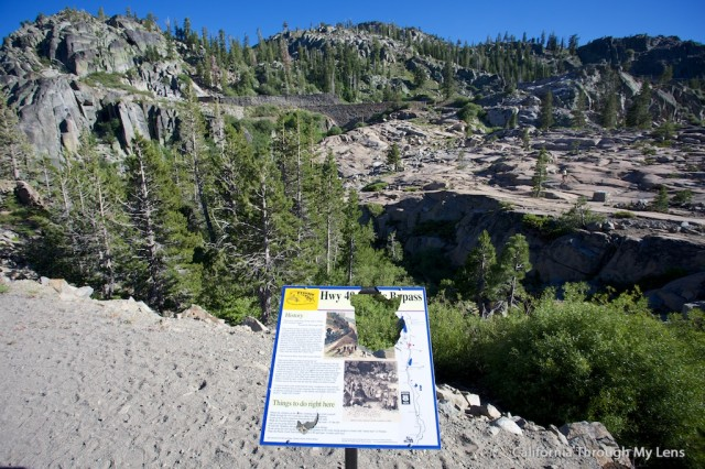 Summit Tunnel at Donner Pass 19