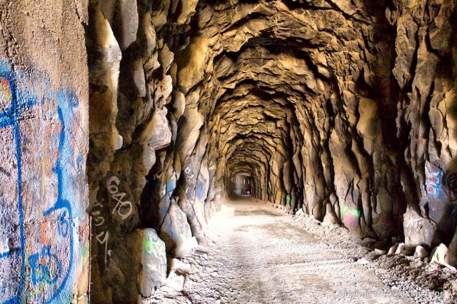 Summit Tunnel at Donner Pass 28