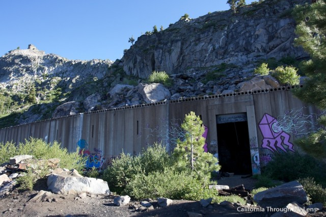 Summit Tunnel at Donner Pass 5