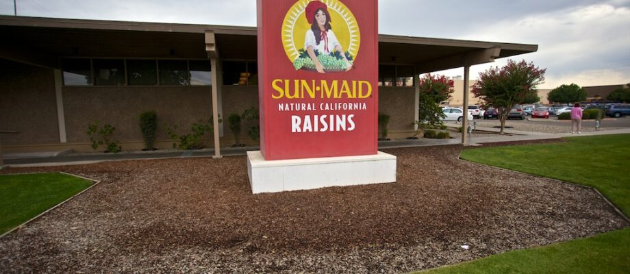 Sun-Maid Store: World's Largest Raisin Box