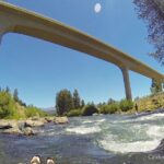 Floating the Truckee River: Truckee Regional Park to Glenshire Bridge