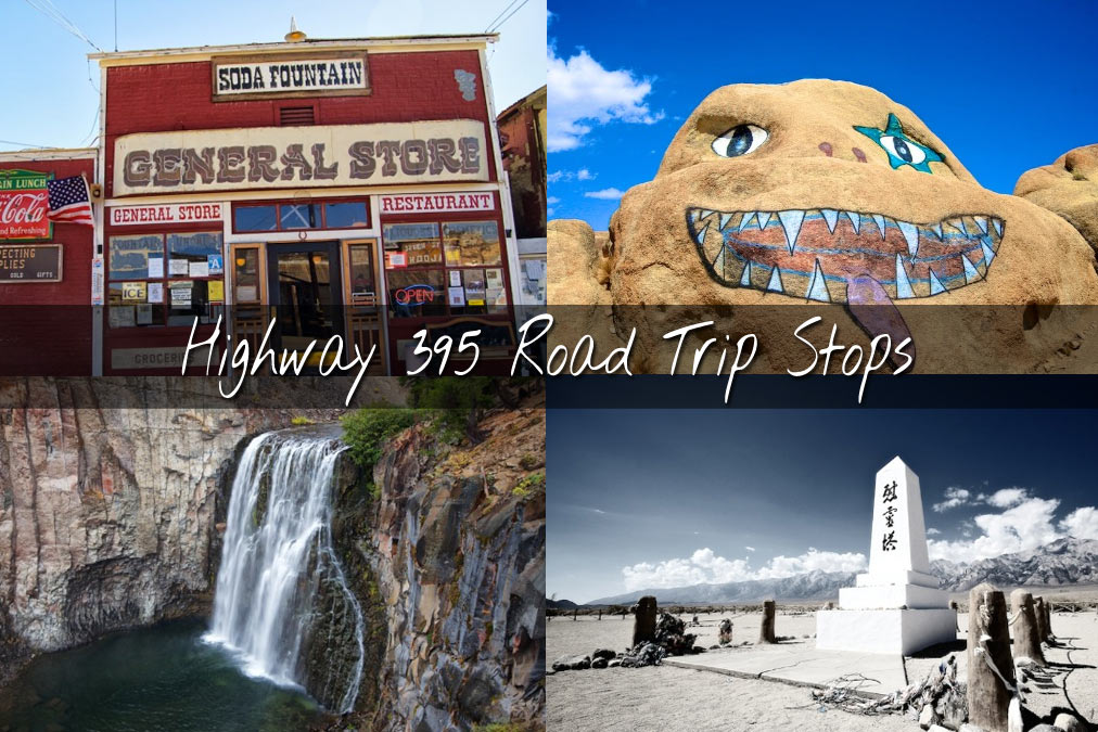 Highway 395 Roadtrip Stops Hikes Food Fossils Amp Lakes