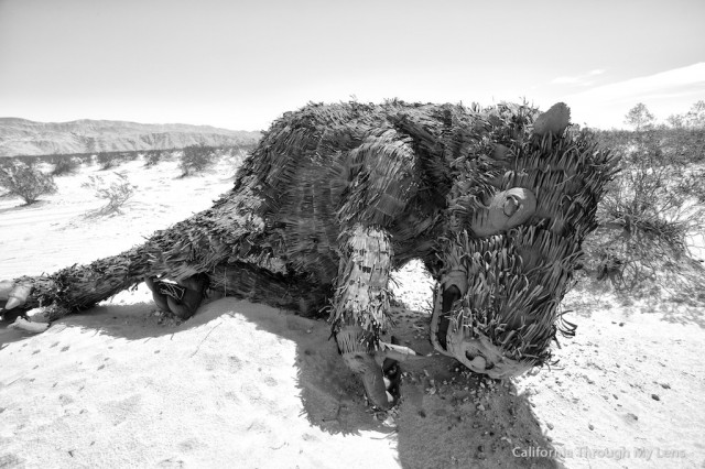 Borrego Springs Sculptures 12