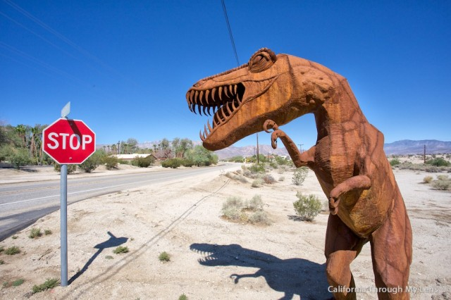 Borrego Springs Sculptures 15