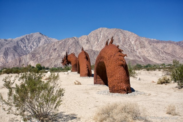Borrego Springs Sculptures 2